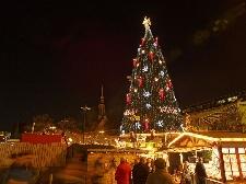 Mercatini di Natale a Imperia Foto